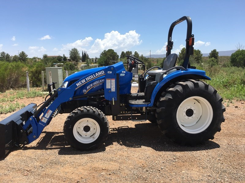 2015 New Holland BOOMER 46D Tractor For Sale