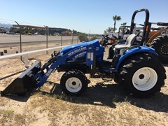 Tractor For Sale:  2015 New Holland BOOMER 46D