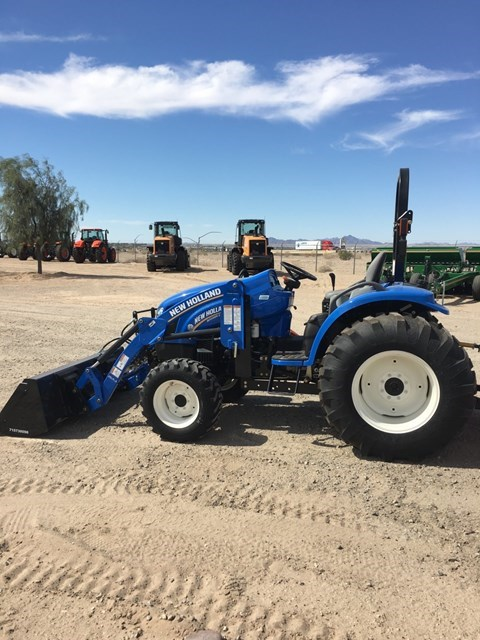 2015 New Holland BOOMER 54D Tractor For Sale