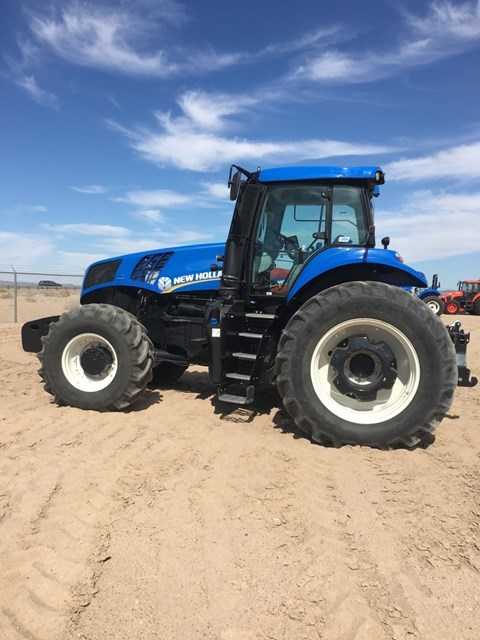 2016 New Holland T8.380 Tractor For Sale