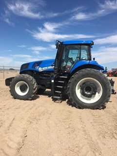 Tractor For Sale:  2016 New Holland T8.380