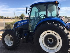 Tractor For Sale:  2016 New Holland T4.110 DC