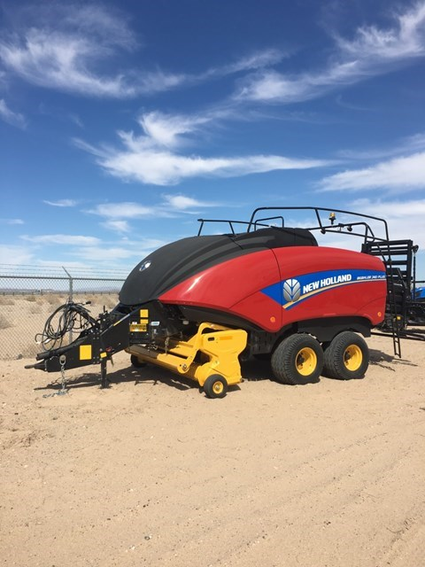 2017 New Holland BB340S PLUS Baler-Big Square For Sale