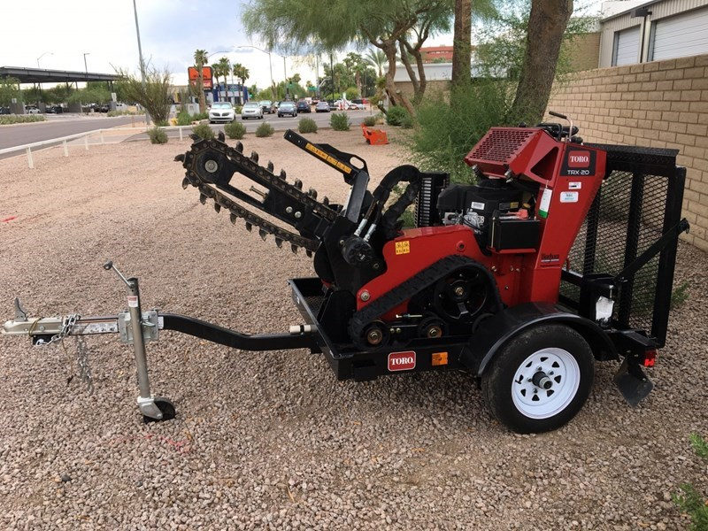 Toro 22979 Equipment Trailer