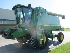 Combine For Sale:  1989 John Deere 9400