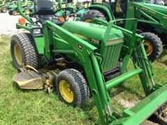 Tractor For Sale 1998 John Deere 755 , 20 HP