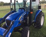 Tractor - Compact For Sale: 2008 New Holland T2320, 45 HP