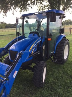 Tractor - Compact For Sale:  2008 New Holland T2320 , 45 HP