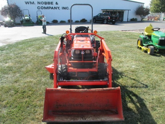 2002 Kubota B7500 Tractor For Sale