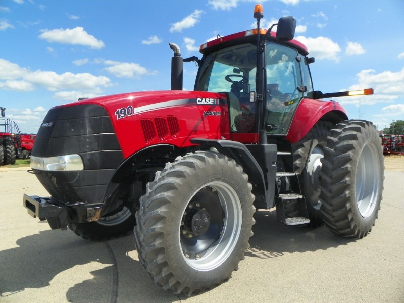2009 Case IH 190 Tractor For Sale