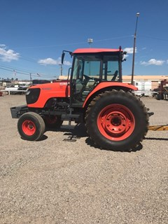 Tractor For Sale:  Kubota M108SHC