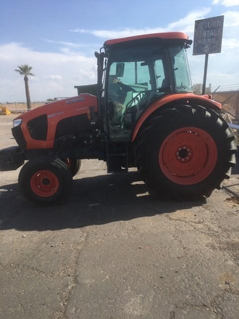 Kubota M5-091HFC Tractor