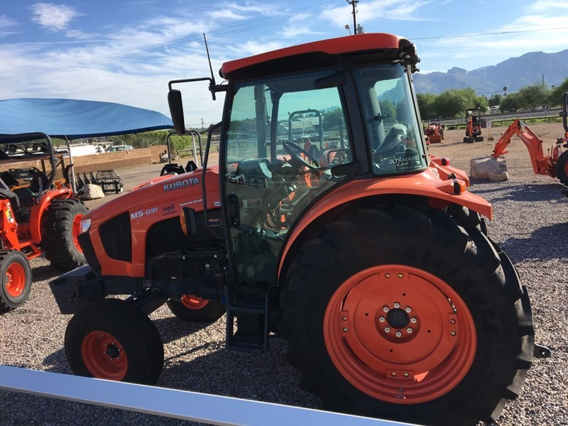 Kubota M5-091HFC Tractor For Sale