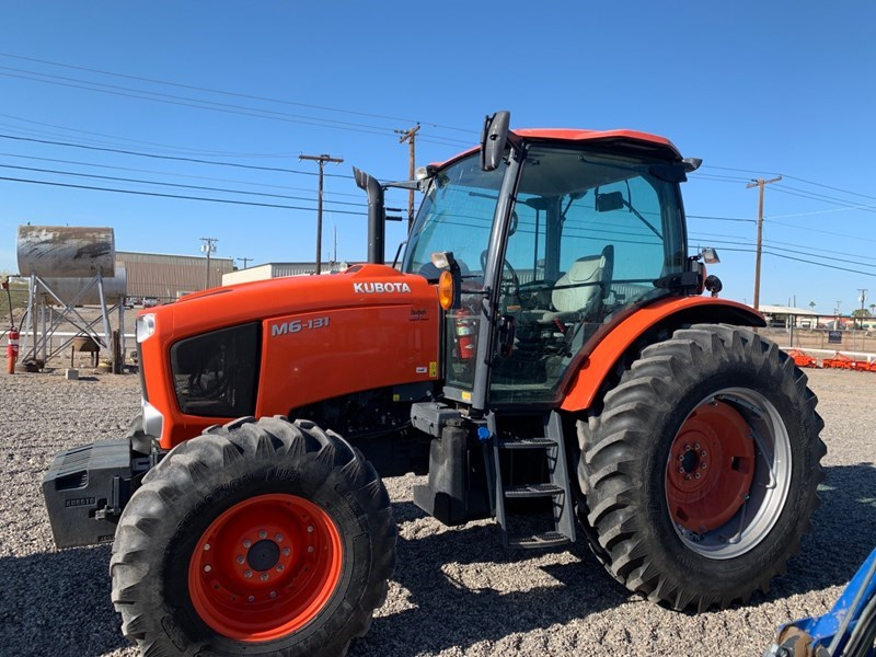 Kubota M6-131DTC-F Tractor