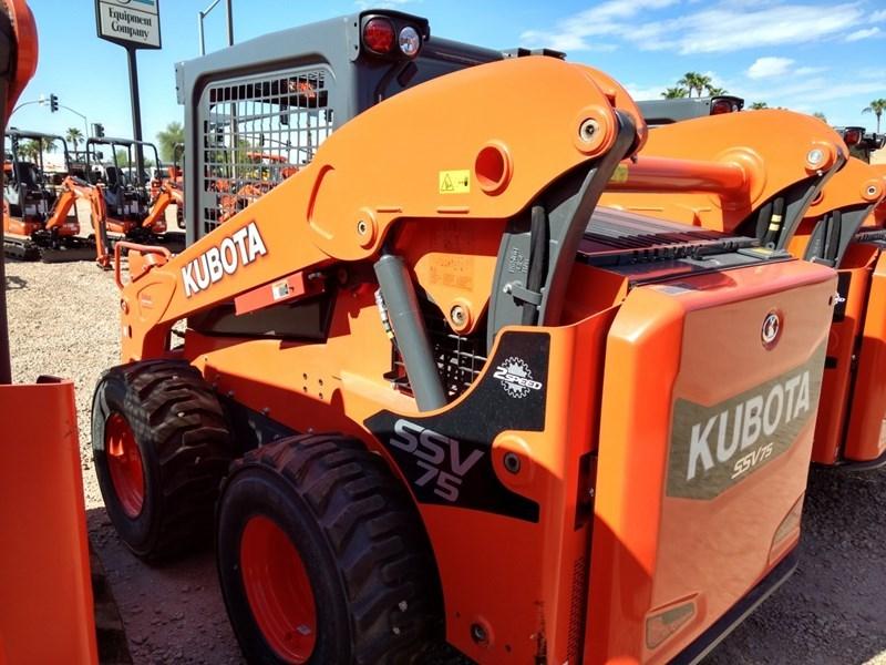 Kubota SSV75 Skid Steer For Sale