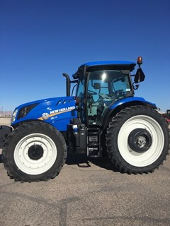 Tractor :  2016 New Holland T6.175