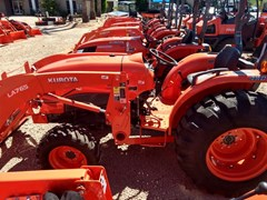 Tractor For Sale:  Kubota L4701DT