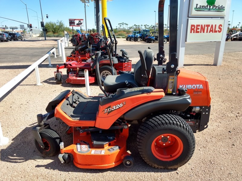Kubota ZD326 Riding Mower For Sale