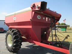 Grain Cart For Sale:  2001 J & M 500-14