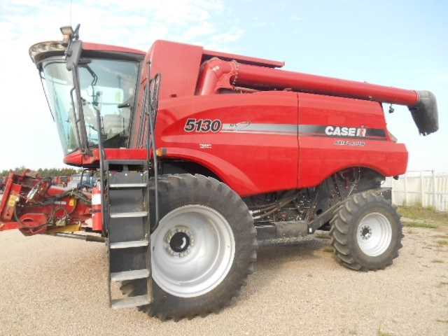 2014 Case IH 5130 Combine For Sale