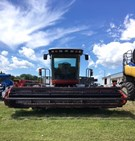 Windrower-Self Propelled For Sale:  2008 Massey Ferguson 9435