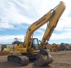 Excavator For Sale:  2016 Komatsu PC240LC-11