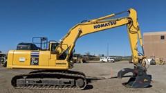 Excavator For Sale:  2017 Komatsu PC210LC-11