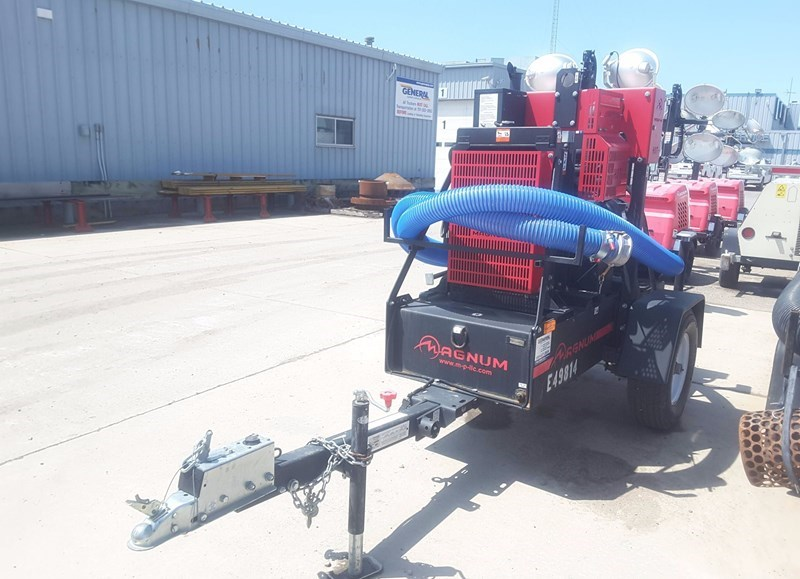 2012 Magnum MTP4000D Pump For Sale