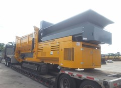 Screening Plant - Hydraulic For Sale:  2017 Other TD620