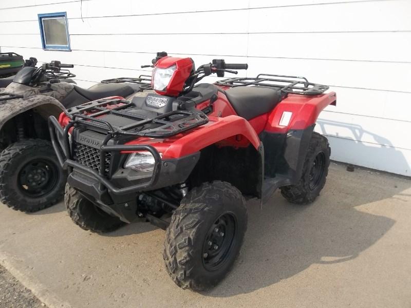 2016 Honda TRX500 ATV For Sale
