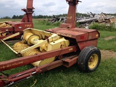 Forage Harvester-Pull Type For Sale 1981 New Holland 718
