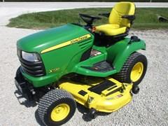 Riding Mower For Sale 2012 John Deere X720 , 22 HP