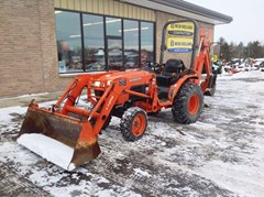 Loader Backhoe For Sale:  2005 Kubota B2630HSDF