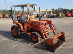Tractor For Sale:  1986 Kubota B6200DT