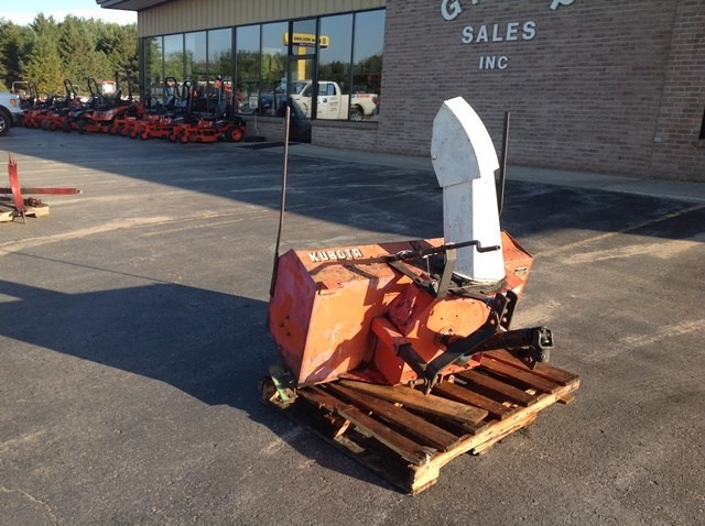 Kubota B2551 Snow Blower For Sale
