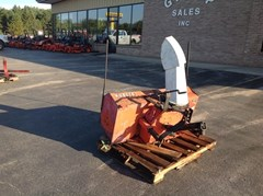 Snow Blower For Sale:   Kubota B2551