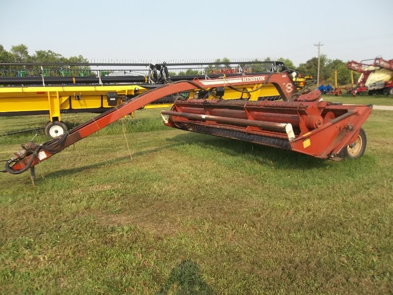 1983 Hesston 1014 Mower Conditioner For Sale