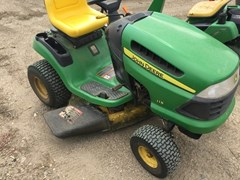 Riding Mower For Sale:  2006 John Deere 115