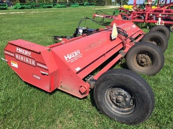Hiniker 1700 Cutter For Sale