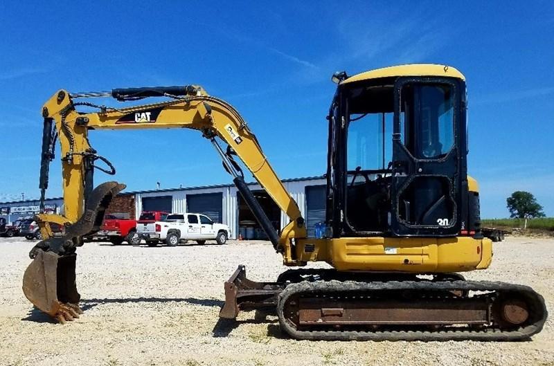 Caterpillar 304C CR Excavator-Mini For Sale