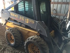 Skid Steer For Sale:  2004 New Holland LS170