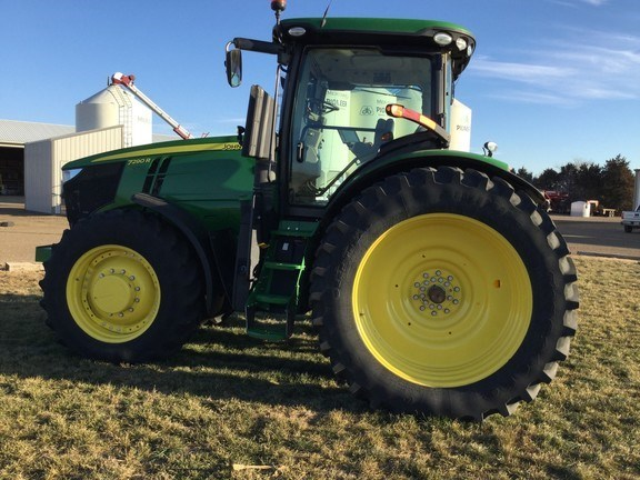 2014 John Deere 7290R Tractor For Sale