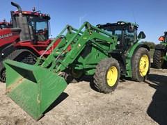 Tractor For Sale:  2014 John Deere 6150R , 150 HP