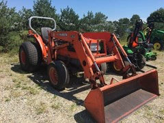 Tractor For Sale Kubota L4610