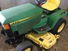Riding Mower For Sale:  1995 John Deere 425 , 20 HP