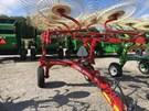 Hay Rake For Sale:  2017 Sitrex QRV10