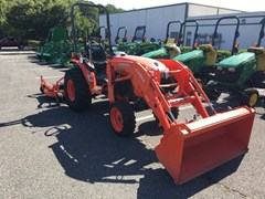 Tractor For Sale Kubota B2650