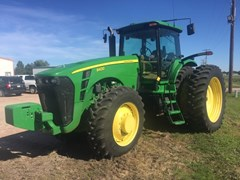 Tractor For Sale 2007 John Deere 8430 , 305 HP