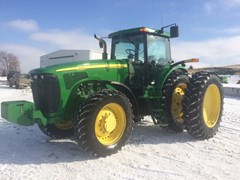Tractor For Sale 2002 John Deere 8320 , 215 HP
