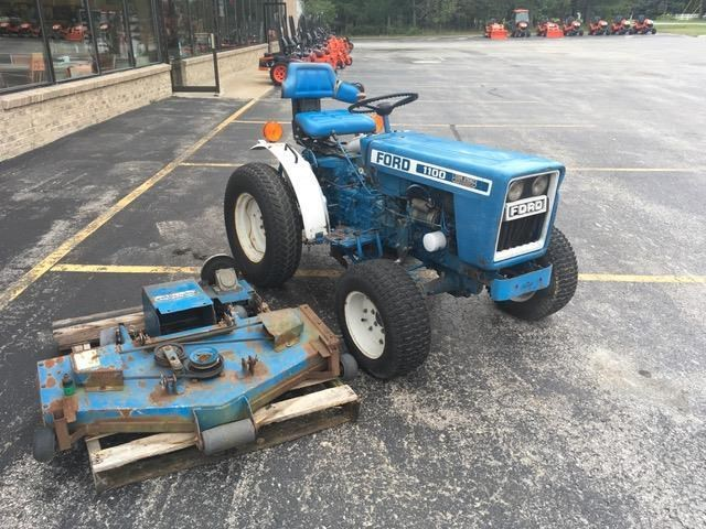 1980 Ford 1100 Tractor For Sale